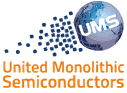 UMS United Monolithic Semiconductors Logo